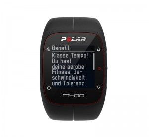 Polar M400 Activity Benefit