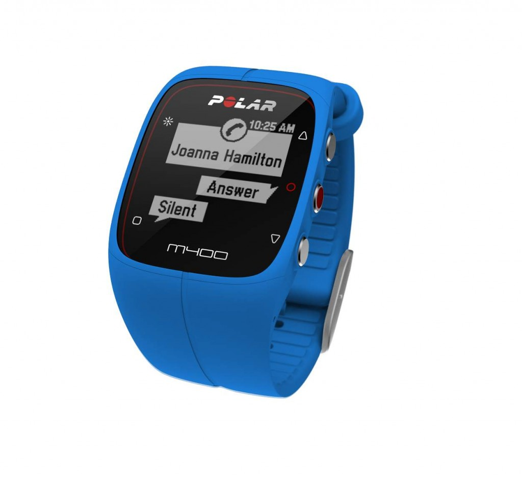 Polar M400 Smart Notifications (Bildquelle: Polar Electro)