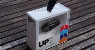 Jawbone UP3 Test Verpackung