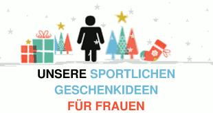 Geschenkideen für Frauen Sport und Fitness
