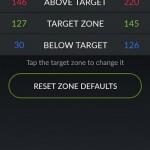 Go App - Zonensignal-Modus
