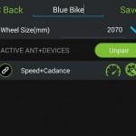 Go App - gekoppelte Sensoren