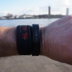 Garmin Vivosmart und Mio Fuse in Aktion