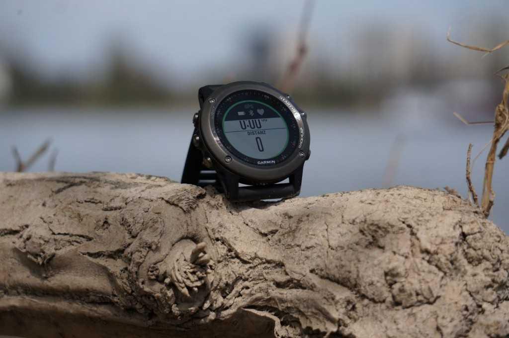 Fenix 3 - GPS bereit