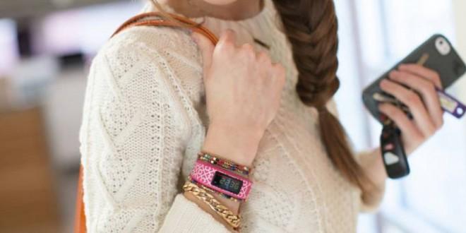 Garmin Vivofit 2: Armbänder für jeden Geschmack: Die neue Garmin Style Collection