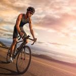 Mio Alpha 2 beim Radfahren