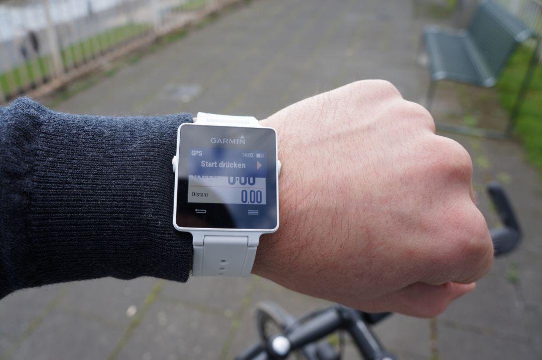 flotte GPS-Bestimmung