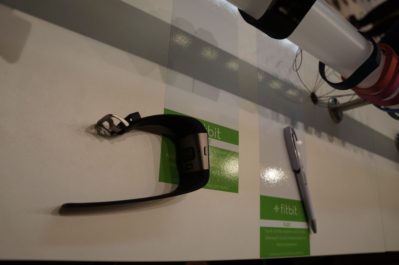 Fitbit Surge Pulssensor