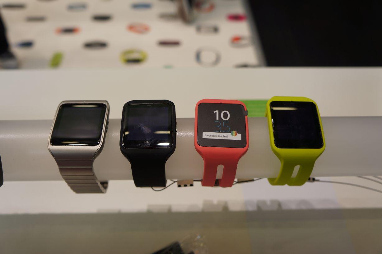 Sony Smartwatch3 SWR50 Austauschbare Armbänder