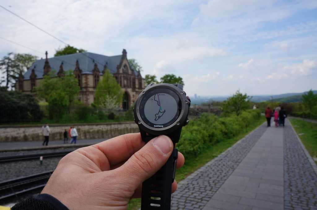 Wandern mit Back-to-Start