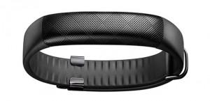 Jawbone UP2 in schwarz (Bildquelle: Jawbone)