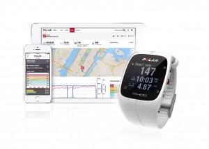 Polar Flow Fitness-Plattform und App (Bilderquelle Polar Electro)