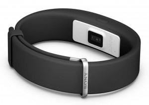 Sony SmartBand 2 - Pulssensor