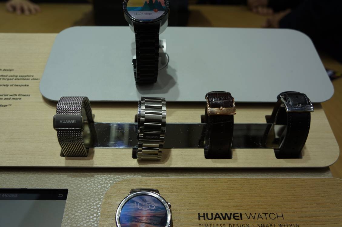 Huawei Watch-Armbänder