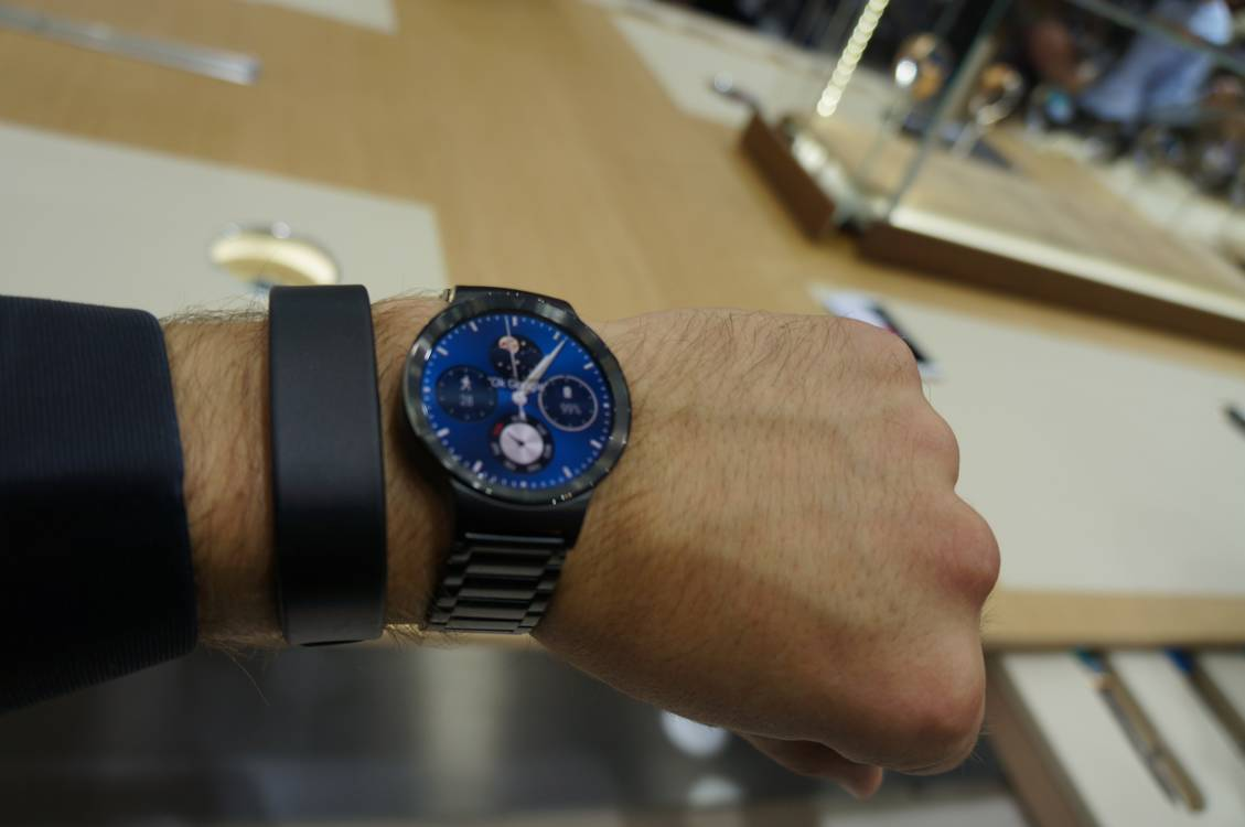 Huawei Watch - schicke Smartwatch