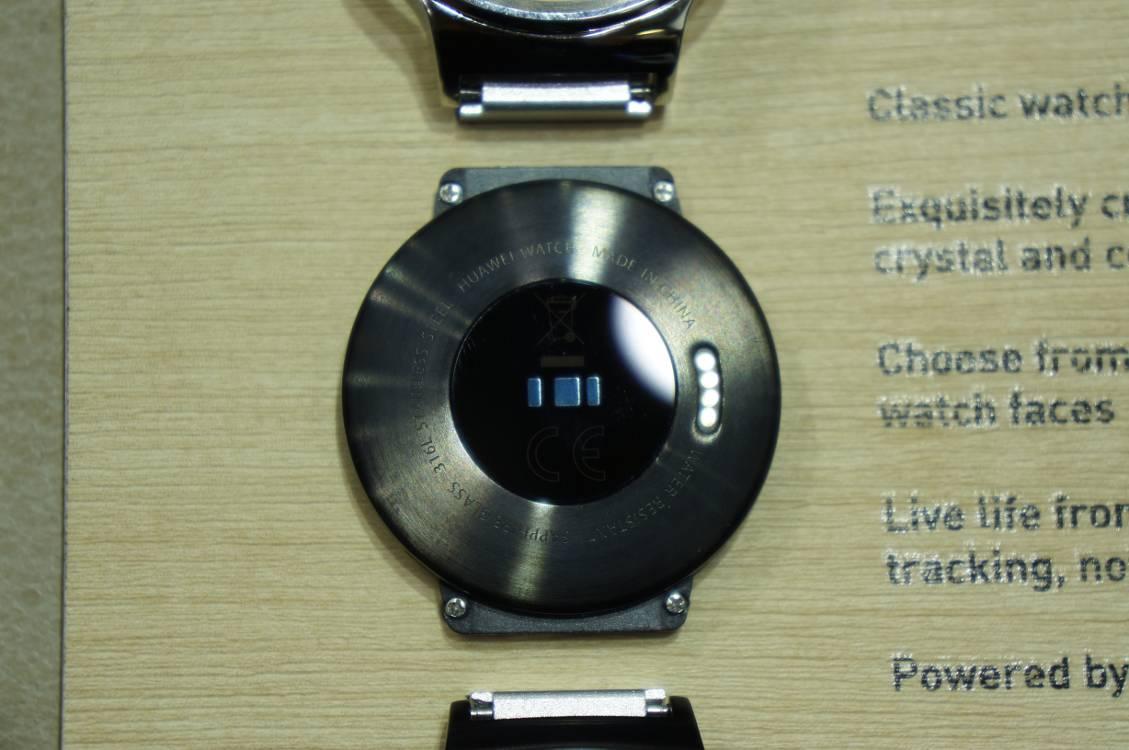 Huawei Watch Pulssensor
