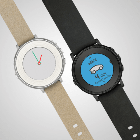 Pebble Time Round (Quelle: Pebble)