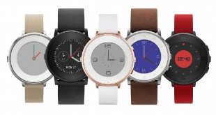 Pebble Time Round Familie (Quelle: Pebble)