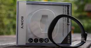 Sony SmartBand 2 im Test
