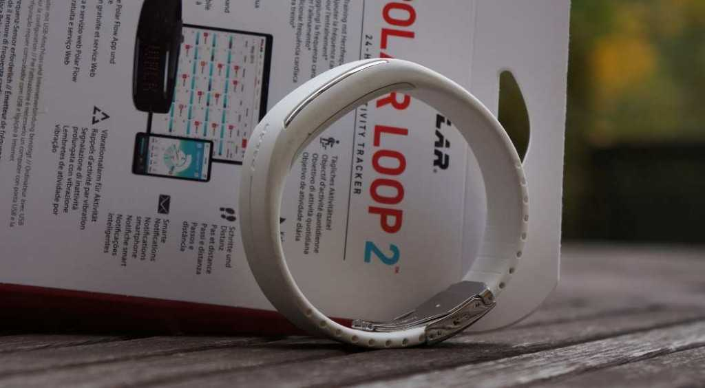 Polar Loop 2 Schrittzähler Armband