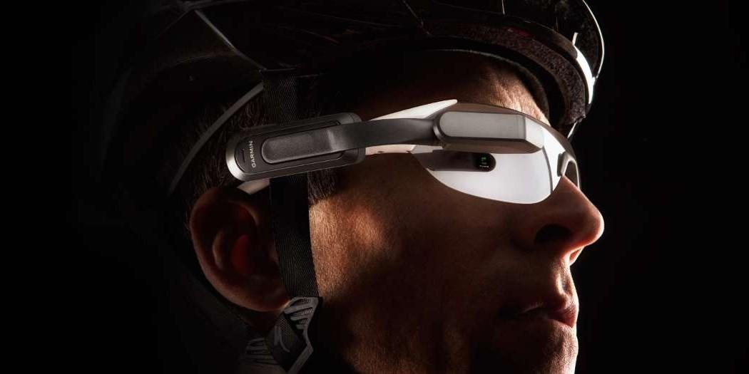 Garmin Varia Vision Datenbrille (Quelle: Garmin)