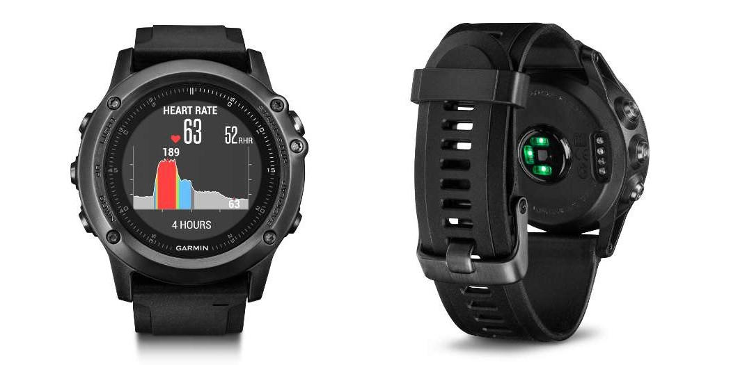 Garmin Fenix 3 HR (Quelle: Garmin)