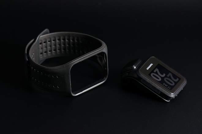 TomTom Spark Cardio: Armband und Fitness-Tracker/Pulsmesser-Einheit