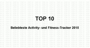 Top10 Activity und Fitness Tracker