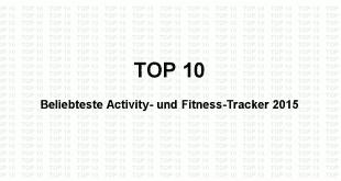 Top10 Activity und Fitness Tracker