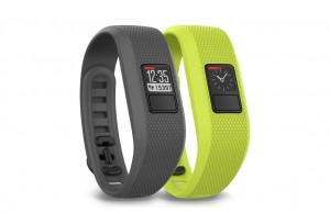 Garmin Vivofit 3 - Uhr- und Schritte-Anzeige