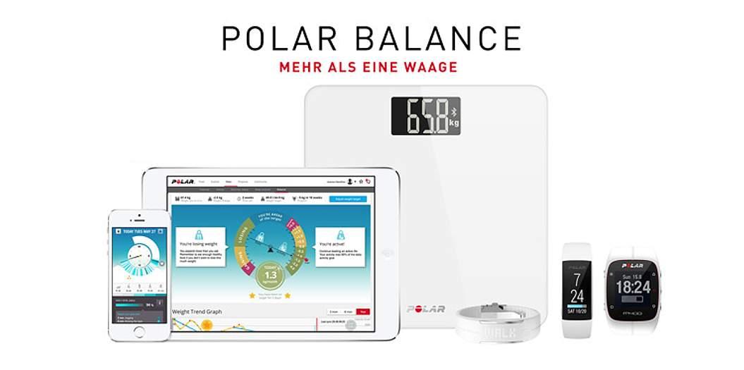 Polar Balance (Quelle: Polar Electro)
