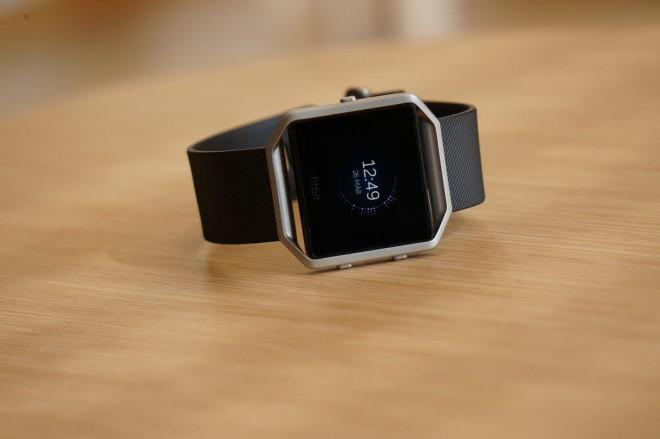 Fitbit Uhr Blaze Test und Erfahrungsbericht
