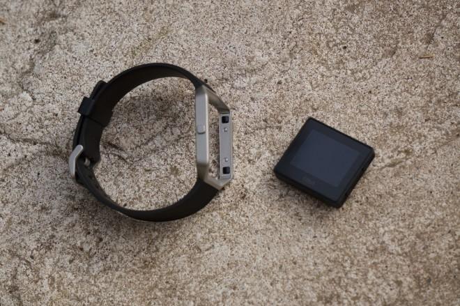 Armband und Blaze Einheit