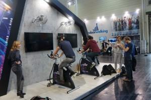 Body Bike 360 - Virtual Reality Fitness