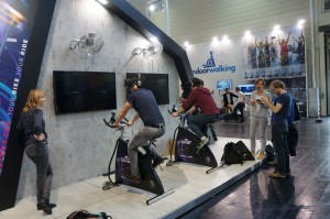 Body Bike 360 - Virtual Reality Fitness