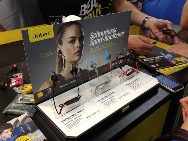 Jabra Sport Wireless Kopfhörer Puls, Coach und Pace