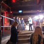 FIBO Party und Gewinner (ICAROS)