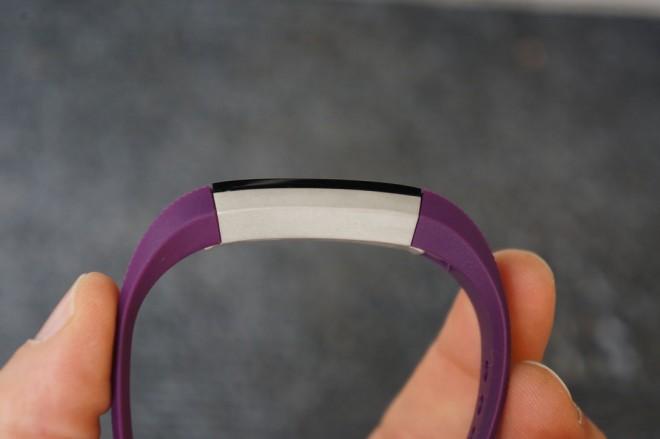 Fitbit Alta Seitenansicht