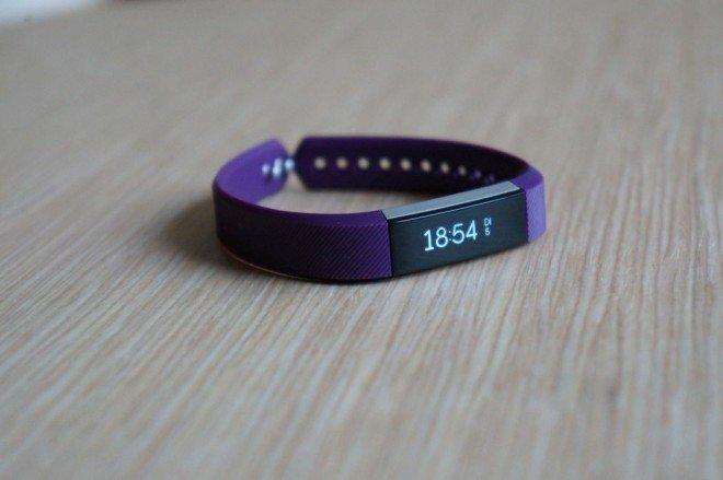 Fitbit Alta Uhrzeit