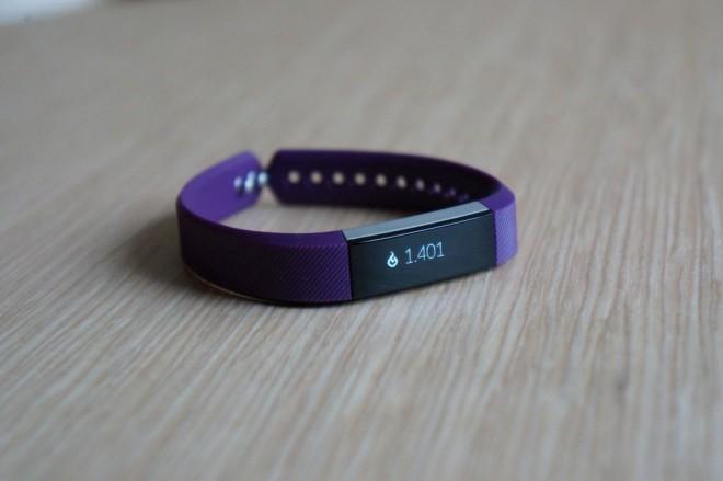Fitbit Alta Kalorienanzeige