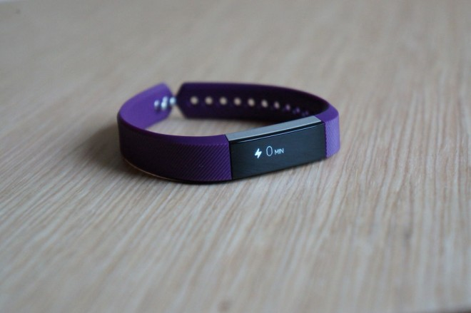 Fitbit Alta aktive Minuten