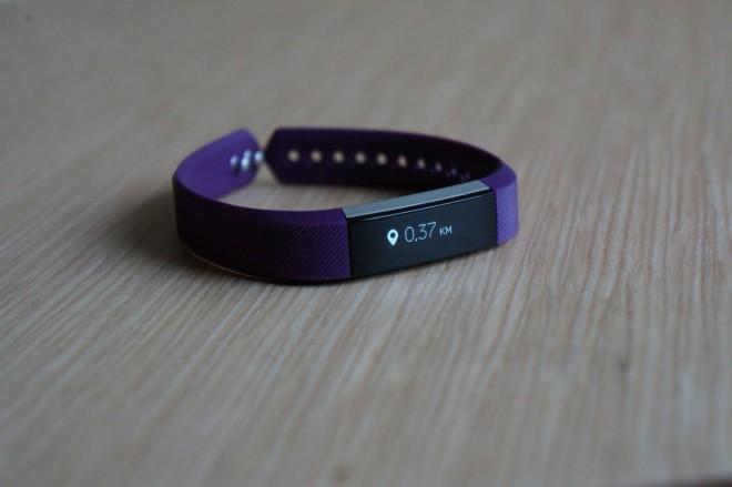 Fitbit Alta Strecke