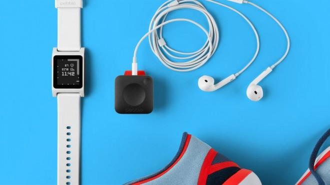 Pebble Core Fitness-Tracker