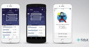Fitbit App Schlaffunktionen
