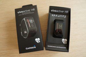 Garmin Vivoactive HR Unboxing