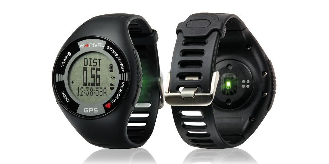 SpoQ HR SQ-200 GPS Sportuhr von a-rival