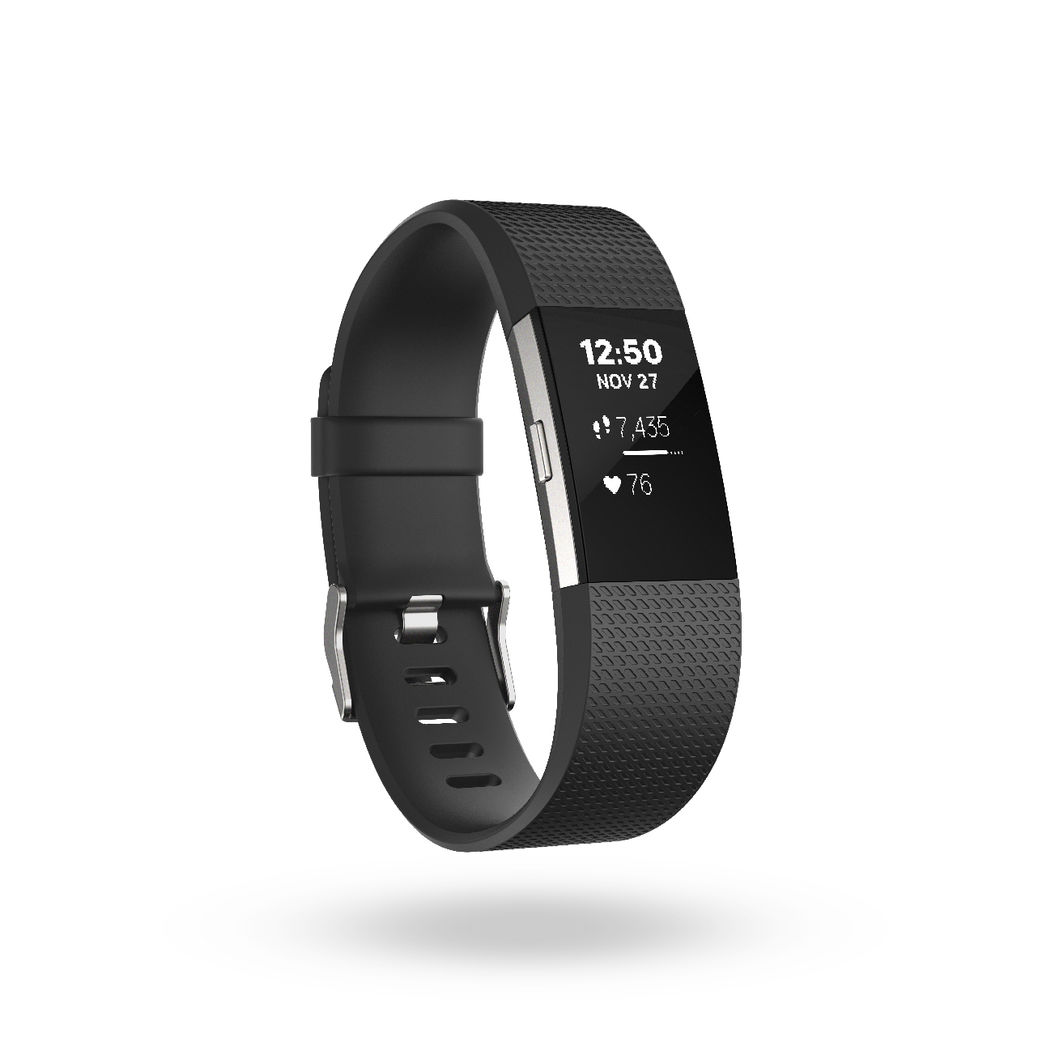 Fitbit Charge 2 Schritte (Quelle: Fitbit)