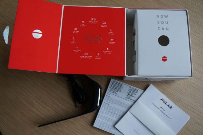 M600 Verpackungs-Inhalt