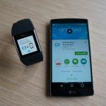 M600 Pairing mit Android Wear