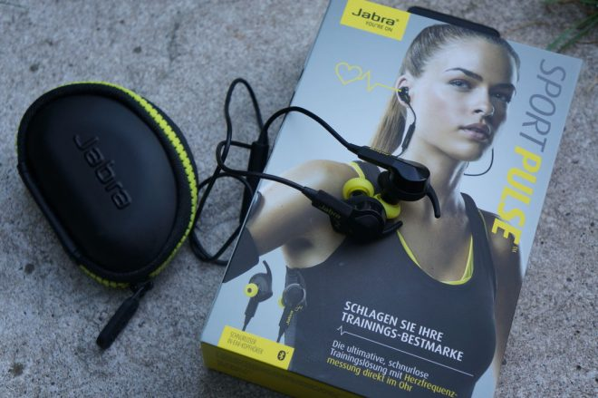 Jabra Sport Pulse Wireless im Test